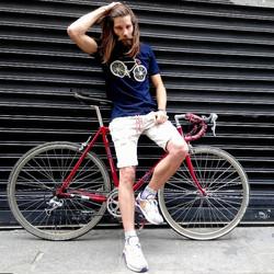 Tshirt bio Bike two