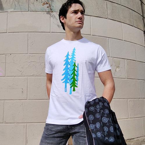 "T-shirt Bio ""Forest"""