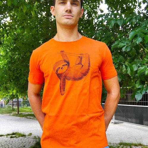 """T-shirt Bio """"Sloth"""""""