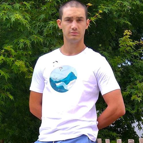 """T-shirt Bio """"Sky Diver"""""""