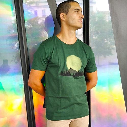"""T-shirt Bio """"Caravan"""""""