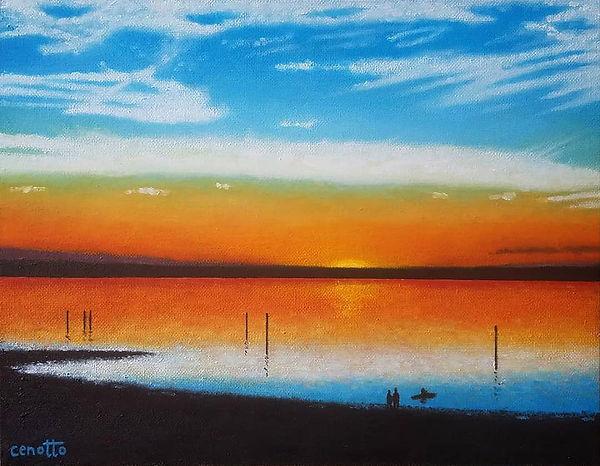 sunset over camano island.jpg