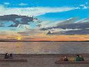 Lawrence Cenotto - Alki Sunset 12x16-web