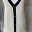 Thumbnail: Zara knit button up vest UK M