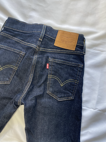 Levis 510 W26, L30 (ideal for teenage boys), never worn.