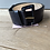 Thumbnail: Boden navy leather belt size small