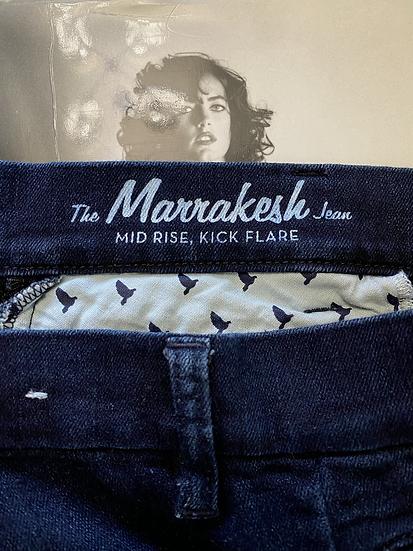 MiH dark blue Marrakesh jeans. 30 (approx 12/14)