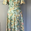 Thumbnail: Vintage maxi dress - UK 8