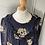 Thumbnail: Vintage 80s Plaisir of Tokyo maxi dress. 6/8/10