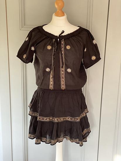 LOVE SHAXK FANCY MINI DRESS. Uk8-12 rrp £365