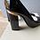 Thumbnail: Stella McCartney block black heels size 35