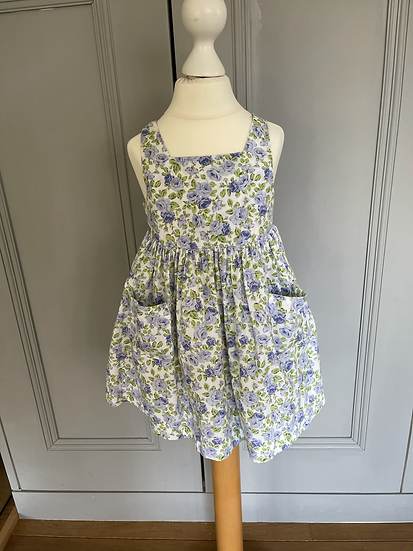 Angelina from Trotters girls summer dress 2years