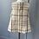 Thumbnail: Burberry wool pinafore dress 18mths