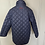 Thumbnail: Boys Joules navy quilted jacket, age 4. Rrp£49
