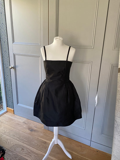 Fendi black dress UK10/12