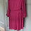 Thumbnail: Alice by Alice Temperley pink pleated dress  Uk 12