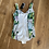 Thumbnail: BNWT Dolce & Gabbana hydrangea print corset body suit. Uk 8/10