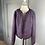 Thumbnail: JUICY couture girls purple tweed jacket 10yrs