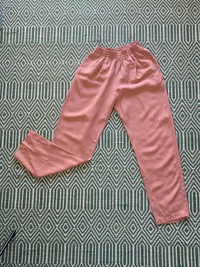 Forte Forte pinky orange trousers  Uk8-10. Rrp£340