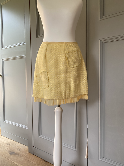 Vintage Sandro Paris skirt UK8-10