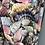 Thumbnail: Girls MOLO seashell print sweatshirt. 8yrs