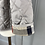 Thumbnail: Burberry girls/boys quilted diamond coat, beige, 2yrs
