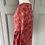 Thumbnail: Adolfo Dominguez Costura red dress UK 12