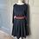 Thumbnail: Prada skirt and top set with red/white detailing. Uk10/12