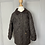 Thumbnail: Boys Joules brown quilted coat age 6 rrp£49