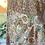 Thumbnail: BNWT Bonpoint Liberty print girls cotton jumpsuit/dungarees 12yrs