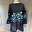 Thumbnail: Twinset giant sequin cotton top. AMAZING!!! Uk10-16