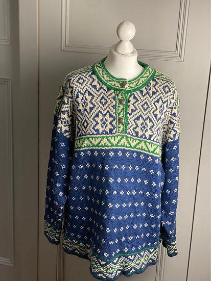 Vintage LL Bean wool jumper L/XL