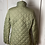 Thumbnail: Joules green quilted country jacket 10/12