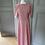 Thumbnail: Vintage 60's cotton maxi dress UK8-12