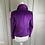 Thumbnail: Tara Jarmon purple cord jacket (38)UK10