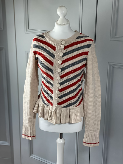 Marc Jacobs knitted cardigan L