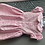 Thumbnail: Rachel Riley pink heart party dress (3 years)
