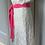 Thumbnail: Brand New Libélula white floral embroidered dress Uk 6-10 rrp £540