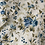 Thumbnail: Vintage Laura Ashley cream/blue floral blouse UK12/14 modern size