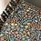 Thumbnail: Vintage jersey dress with ruffles. Uk10/12
