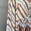 Thumbnail: Vintage colourful shirt  dress UK10
