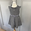 Thumbnail: Girls Marie Chantal grey wool dress 2/3yrs