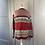 Thumbnail: Vintage wool Austrian style cardigan. M/L