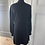 Thumbnail: Jaeger London black cashmere/ silk sweater dress L