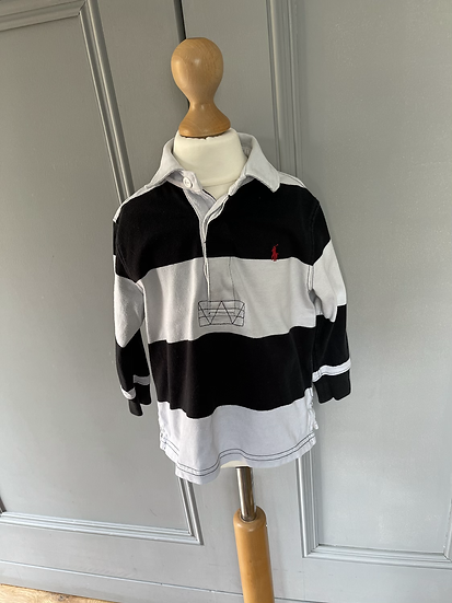 Polo Ralph Lauren rugby shirt age 2