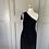 Thumbnail: Vintage Radley velvet dress with bow UK10/12