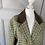 Thumbnail: Colourful vintage tweed jacket. Uk10/12