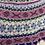 Thumbnail: Vintage wool pastel fair isle cardigan. Uk10/12