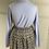 Thumbnail: Vintage LIBERTY cotton/wool mix skirt (NEW) UK6-10