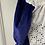 Thumbnail: Baby girls vintage velvet pinafore dress 6-9mths